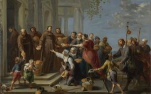 Проповедь св. Антония Падуанского