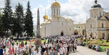 СМИ: Предотвращен теракт в Троице-Сергиевой лавре