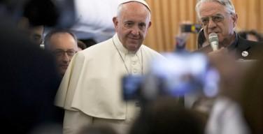 Папа о Brexit: «воля народа должна уважаться»