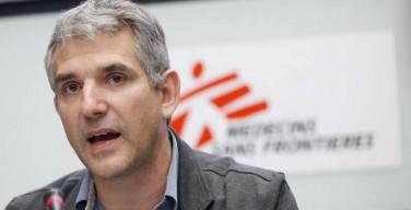 """""""Врачи без границ"""" отказались от помощи Евросоюза в знак протеста против политики по беженцам"""