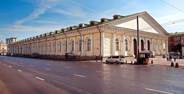Иудеи открыли «Стену плача» в московском «Манеже»