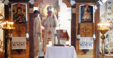 Владыка Иосиф совершил Литургию в греко-католическом приходе Омска (ФОТО)