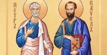Angelus 29 июня. Папа: святые Пётр и Павел — два столпа веры Востока и Запада