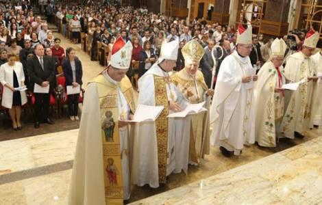 Новая халдейская церковь освящена в курдской Анкаве