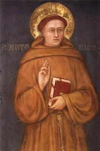Святой Антоний Падуанский