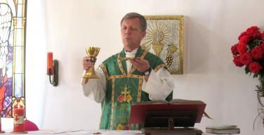 Ушел из жизни епископ Николай Мессмер