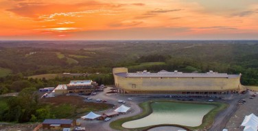 Христианский парк развлечений «Ноев ковчег» открылся в США