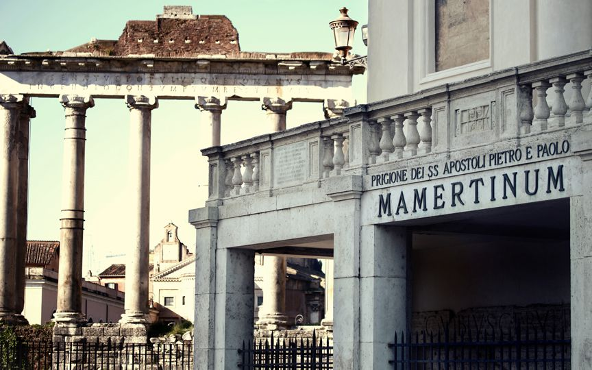 В Риме после трехлетней реставрации открылась для посетителей знаменитая Мамертинская тюрьма