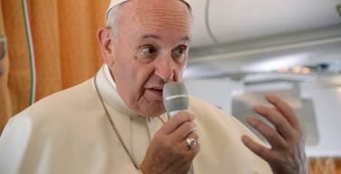 Папа Римский Франциск: Мир погряз в войне