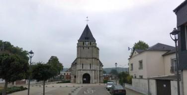 Захват заложников в церкви во Франции: погиб священник, террористы «нейтрализованы»