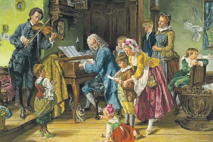 Трудяга Бах. Немецкий композитор с французской точки зрения