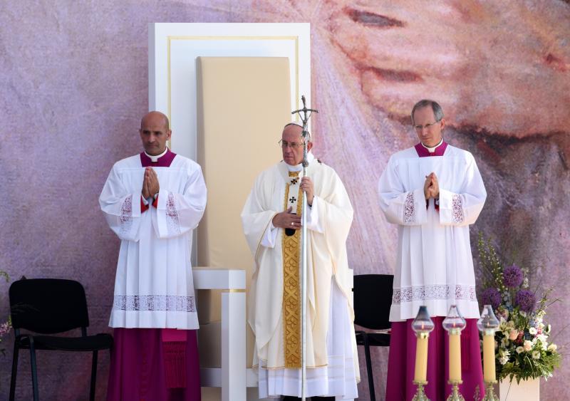 Папа — молодёжи на заключительной Мессе ВДМ: будьте мечтателями, которые не принимают ненависти между народами