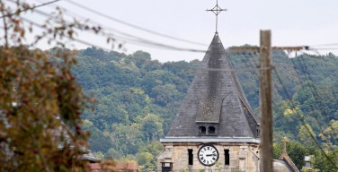 Соболезнование Патриарха Кирилла в связи с нападением на храм и убийством католического священника в пригороде Руана