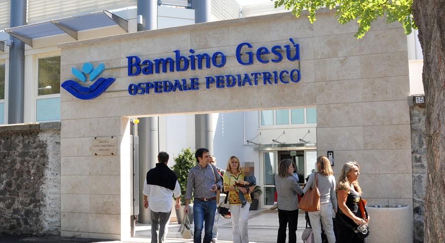 Ватиканская клиника «Бамбино Джезу» — лидер в Европе по количеству трансплантаций