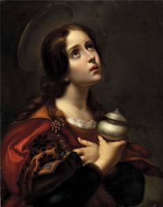 Мария Магдалина как образец покаяния