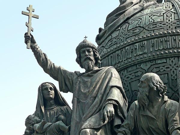 Памятник Крещению Руси