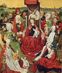 Предки Иисуса по плоти
