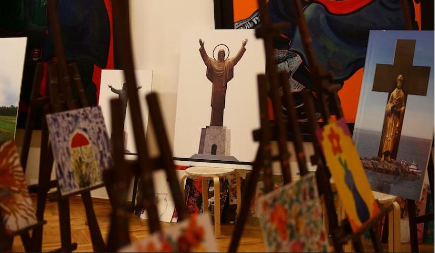 В РПЦ попросили «ни в коем случае» не ставить 80-метровую статую Христа в Петербурге