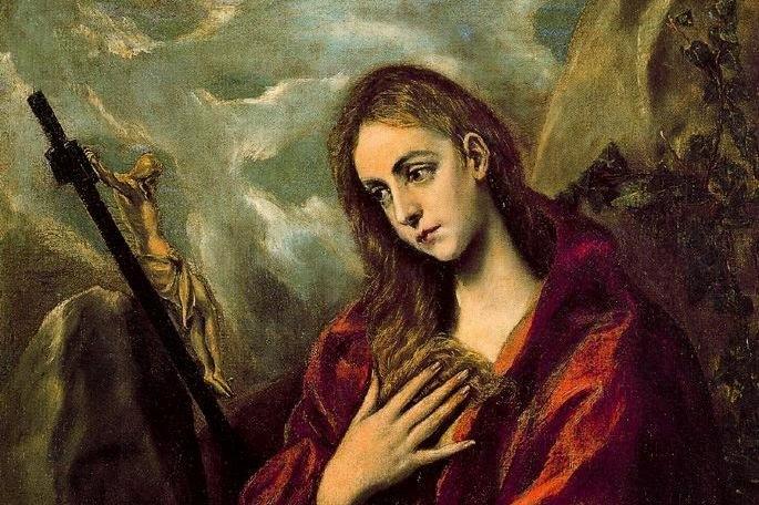 22 июля. Святая Мария Магдалина. Праздник