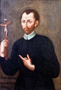 Молодой священник Альфонс Лигуори