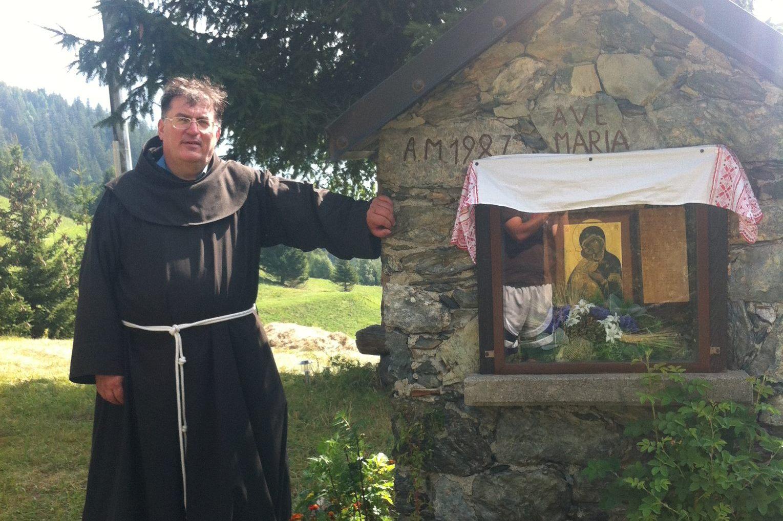 Отец Коррадо Трабукки, OFM, об энциклике Папы Франциска «Laudato si'»