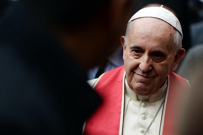 Понтифик призвал польских иезуитов к проницательности