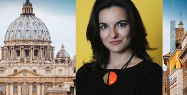 Палома Гарсиа Овехеро. Первая женщина в руководстве пресс-службы Ватикана