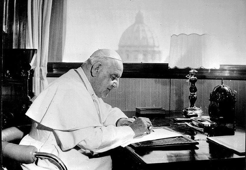Рада Хрущева и Иоанн XXIII