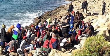 Папа поблагодарил епископа г. Вентимилья за солидарность с беженцами