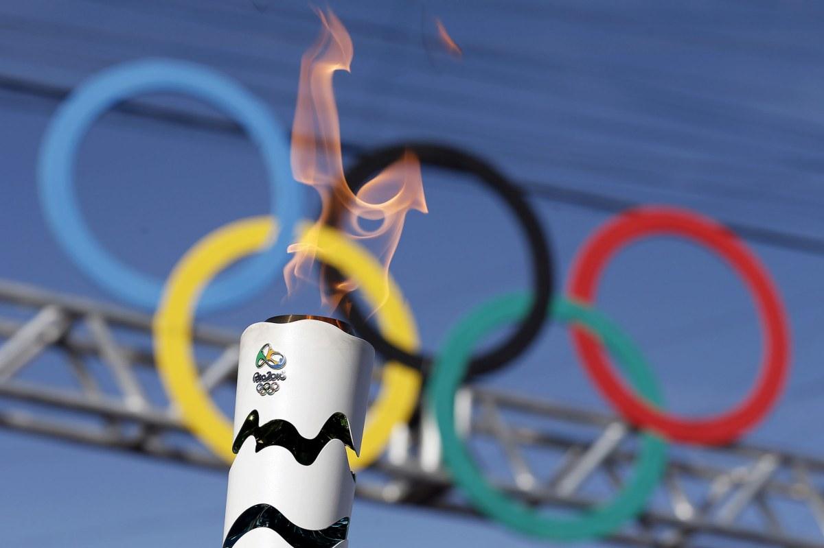 Папа приветствовал олимпийцев: будьте посланниками братства и мира