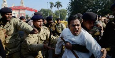 Индия: католики не дали снести собор