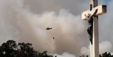 Масштабные пожары в Португалии. Сочувствие и солидарность Папы Франциска