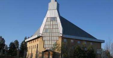 Ноябрьск: Баптистов оштрафовали за миссию в Доме молитвы