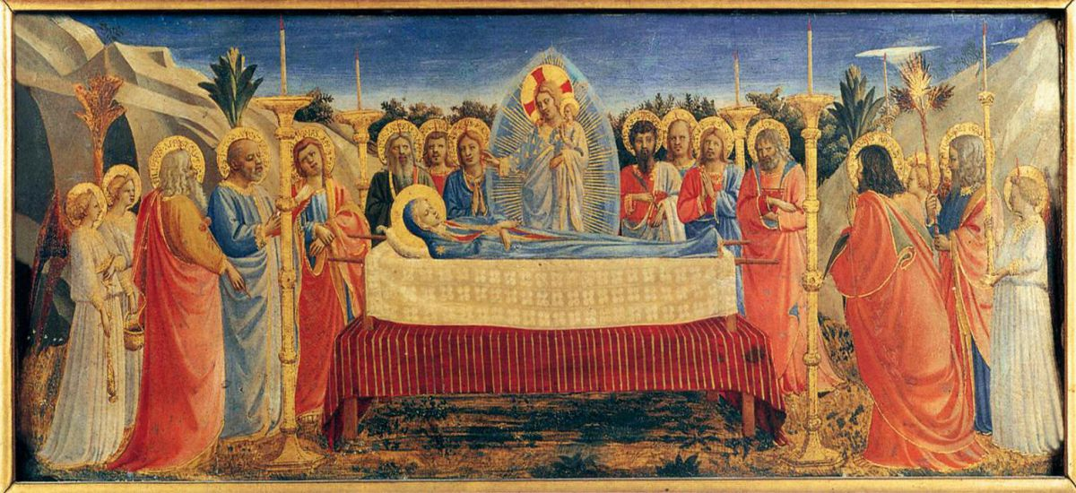 Успение Пресвятой Богородицы в вопросах и ответах