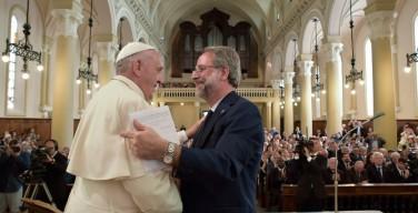 «Общение важнее всякого контраста». Послание Папы Франциска участникам Синода методистских и вальденсианских Церквей