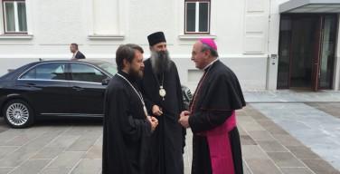 В Русской Православной Церкви призывают католиков к совместному ответу на террористическую угрозу