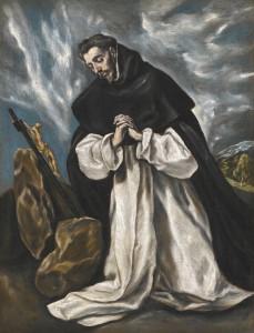 Молитва святого Доминика