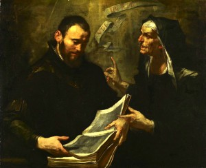 Моника и Августин