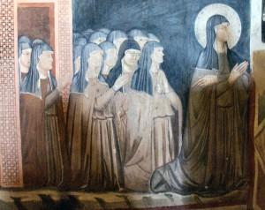 Сестры Сан-Дамиано