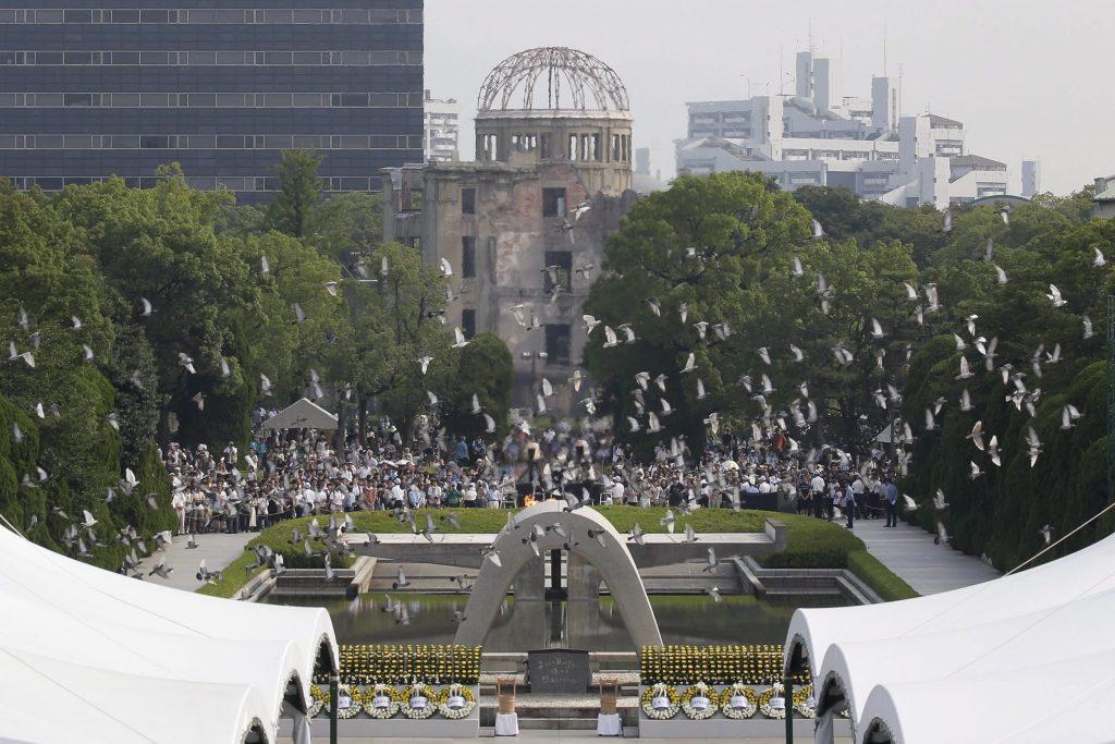 Япония: «10 дней за мир» в память о Хиросиме и Нагасаки