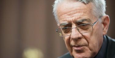 О. Федерико Ломбарди совершил свою последнюю поездку в качестве главы папской пресс-службы