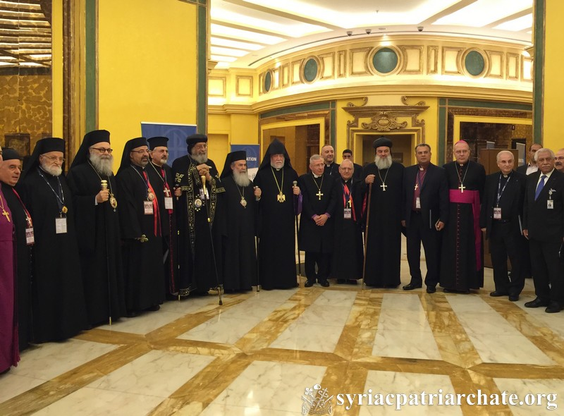 Совет Церквей Ближнего Востока выступил с призывом прекратить войны в регионе и не затягивать решение многолетних конфликтов
