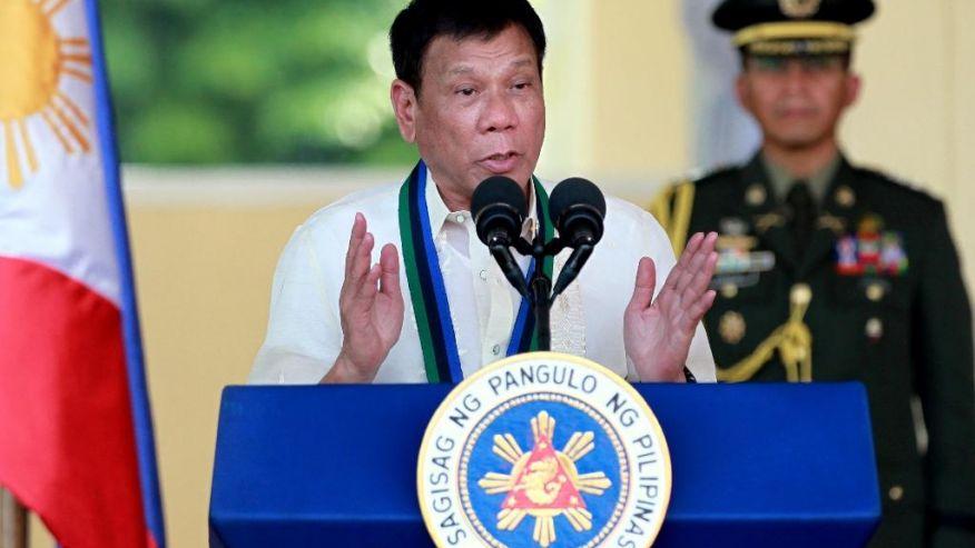 СМИ: президент Филиппин пообещал уничтожить 3 миллиона наркоманов
