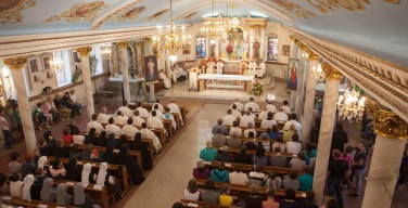 Караганда в канун беатификации о. Владислава Буковинского (ФОТО)