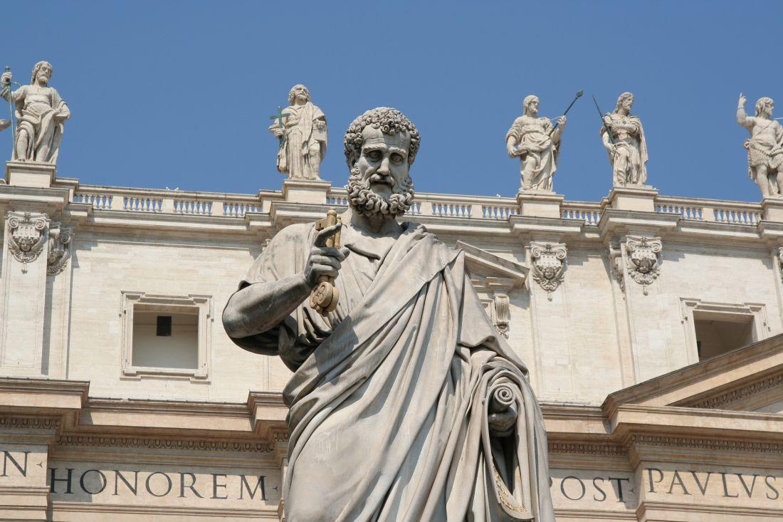 """Motu proprio """"Concordia codici"""". Папа Франциск внёс изменения в Кодекс канонического права"""