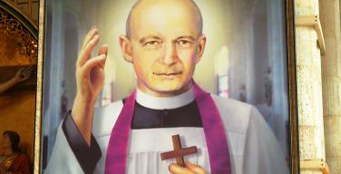 Верные Преображенской епархии совершили паломничество в Караганду, приняв участие в церемонии беатификации о. Владислава Буковинского