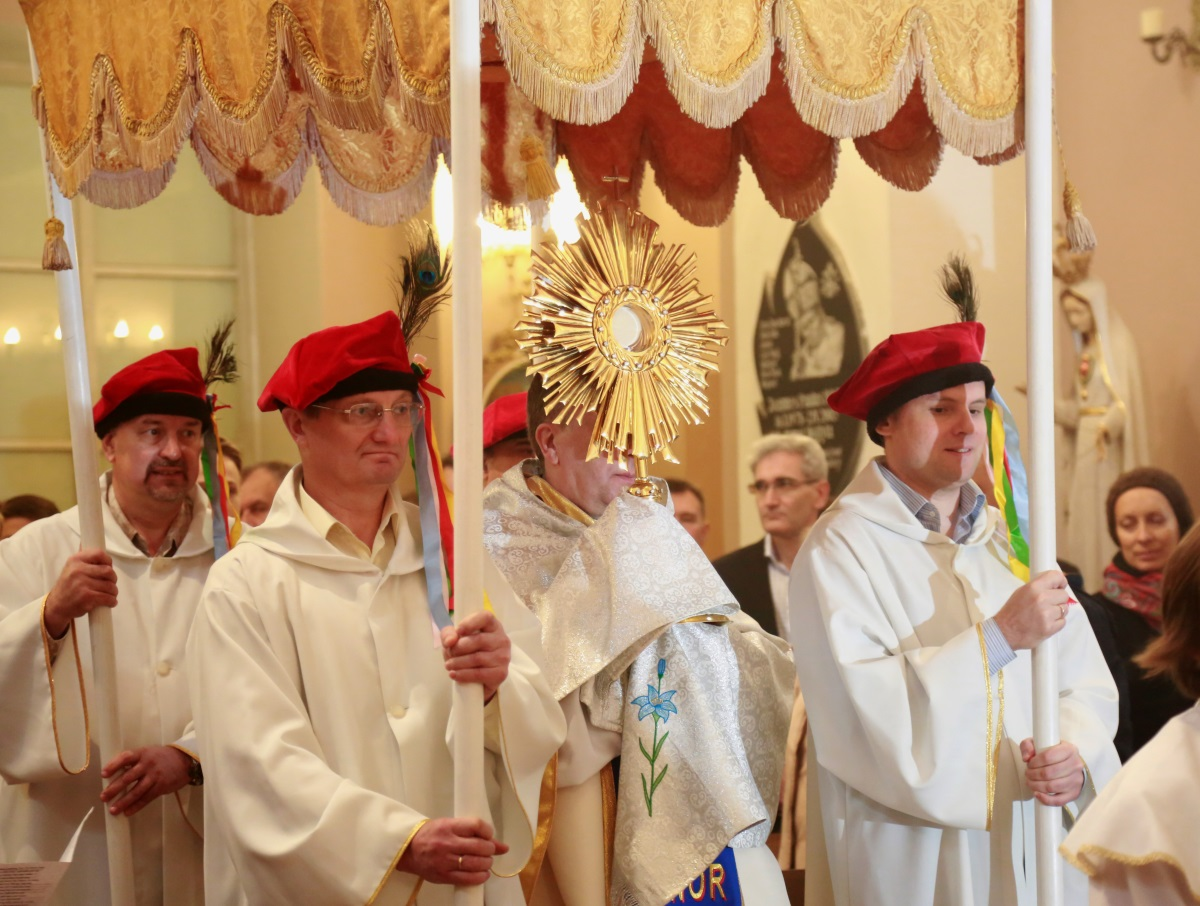 В Санкт-Петербурге отпраздновали 1050-летие Крещения Польши