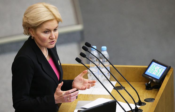 Голодец заявила о подготовке закона, который обяжет безработных россиян платить за медобслуживание