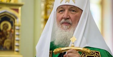 Патриарх Кирилл запретил настоятелям монастырей украшать жезлы «ювелирными побрякушками»
