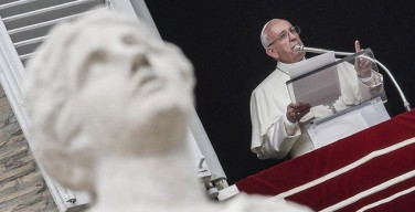Angelus 11 сентября. Папа: не бывает неисправимых людей, Бог всегда ждет нас и прощает